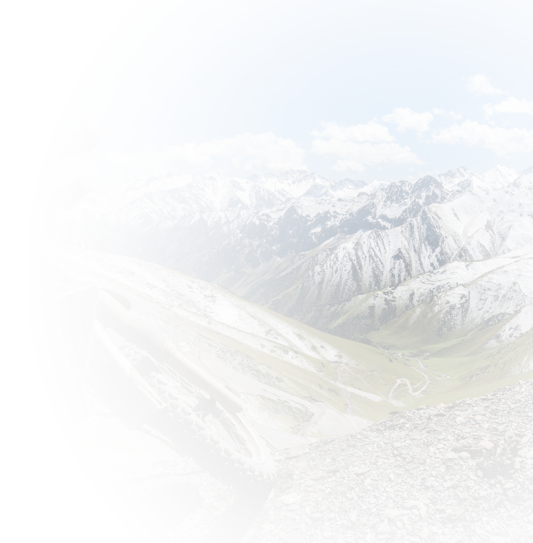 Berge Töffroute